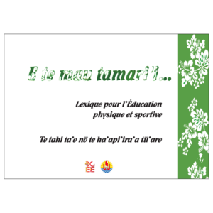 Lexique - EPS en tahitien