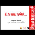 Lexique énoncés marquisiens