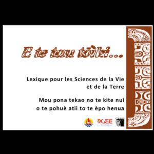 Lexique - SVT en marquisien