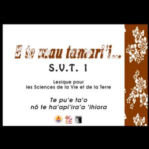 Lexique - SVT en tahitien