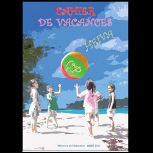 Cahier de vacances CP Heiva