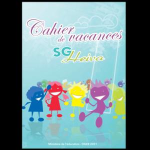 Cahier de vacances SG Heiva
